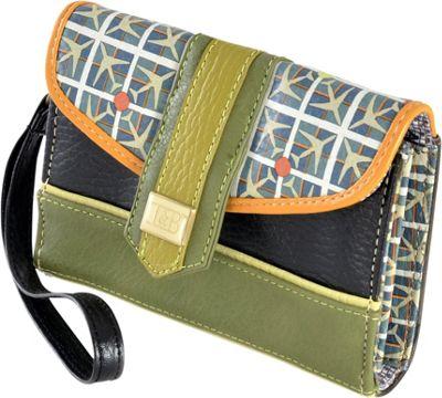 Inky & Bozko Day Tripper Wristlet Day Tripper - Inky & Bozko Leather Handbags