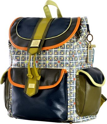 Inky & Bozko Day Tripper Boho Backpack Day Tripper - Inky & Bozko School & Day Hiking Backpacks