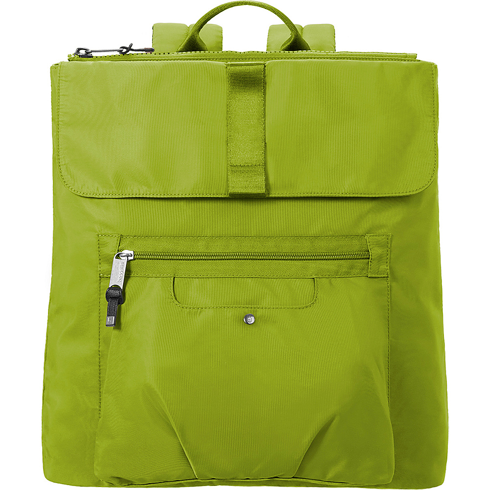 baggallini Skedaddle Laptop Backpack - Retired Colors Green - baggallini Business & Laptop Backpacks - Backpacks, Business & Laptop Backpacks
