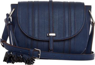 Splendid Key Largo Crossbody Navy - Splendid Designer Handbags