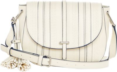 Splendid Key Largo Crossbody White - Splendid Designer Handbags