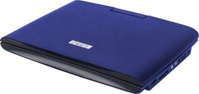 Digital Treasures Cinematix 9 inch Portable DVD Player with 6+ Hour Battery Life Blue - Digital Treasures Portable Entertainment