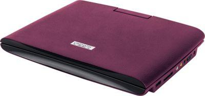 Digital Treasures Cinematix 9 inch Portable DVD Player with 6+ Hour Battery Life Purple - Digital Treasures Portable Entertainment