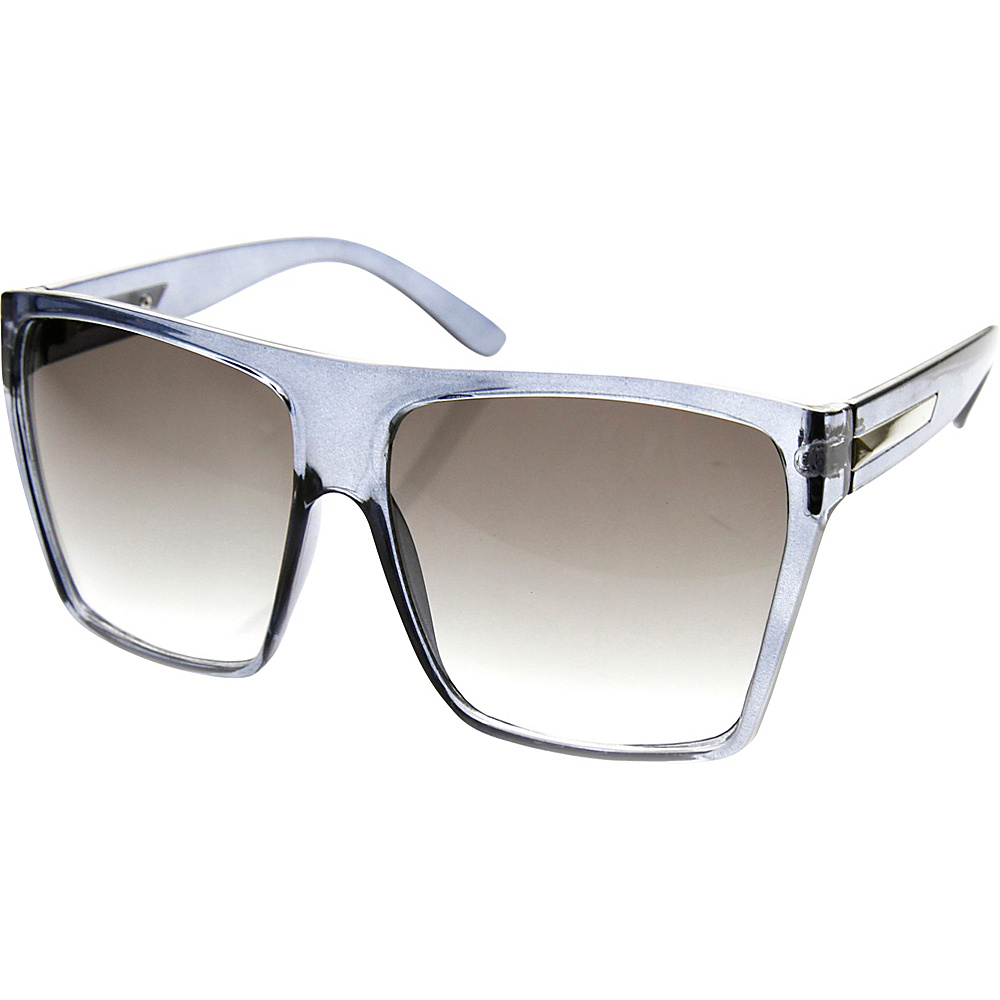 SW Global Bobby Square Fashion Sunglasses Grey - SW Global Eyewear - Fashion Accessories, Eyewear