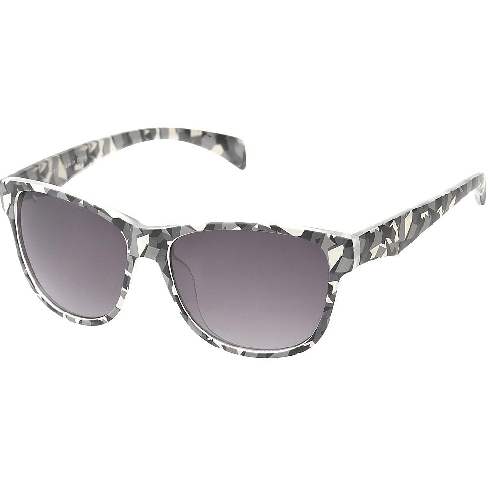 SW Global Falon Square Fashion Sunglasses Grey - SW Global Eyewear - Fashion Accessories, Eyewear