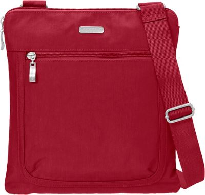baggallini Pocket Slim Crossbody Apple - baggallini Fabric Handbags