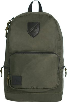 Imperial Motion Nano Cure Tech Laptop Backpack OLIVE - Imperial Motion Laptop Backpacks