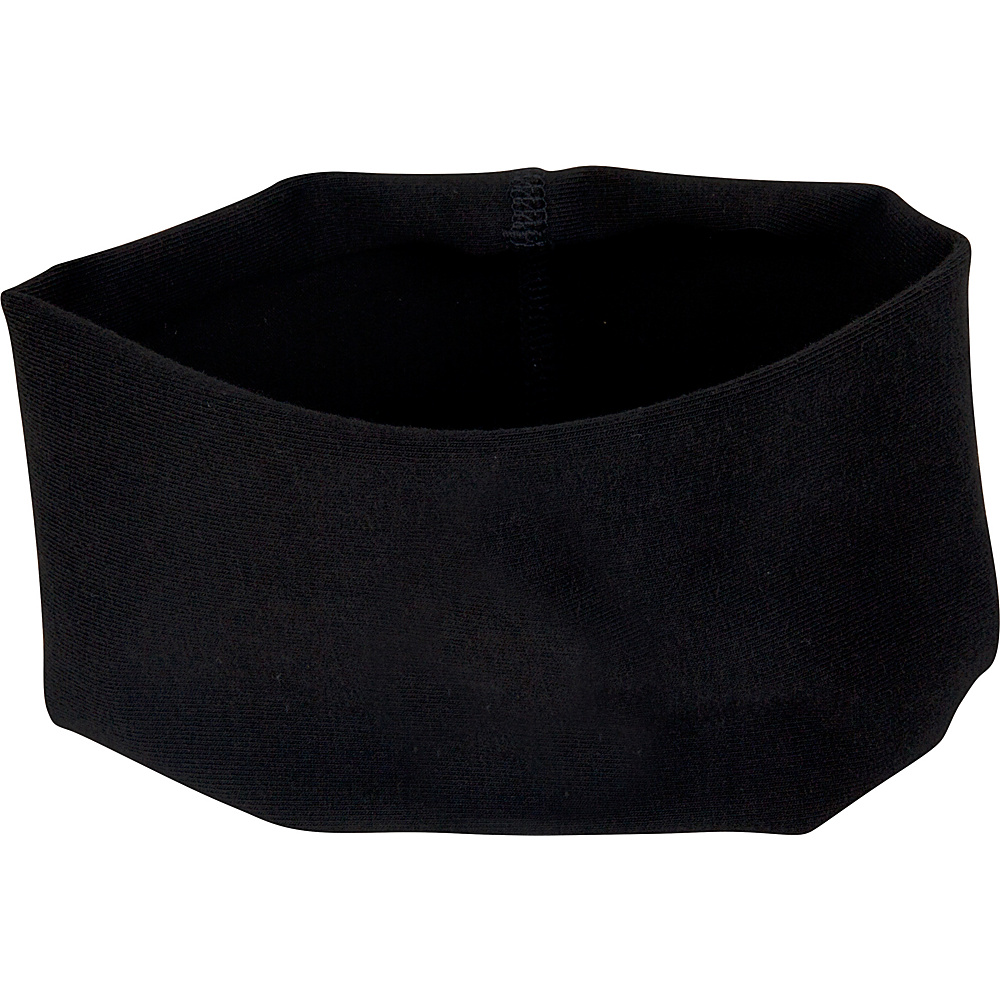 PrAna Organic Headband One Size - Black - PrAna Hats - Fashion Accessories, Hats