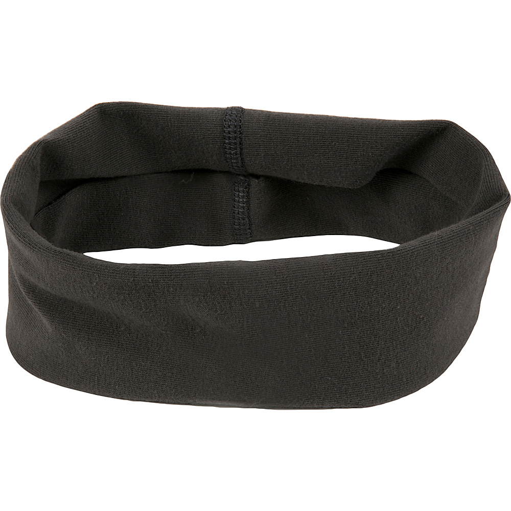 PrAna Organic Headband One Size - Charcoal - PrAna Hats - Fashion Accessories, Hats