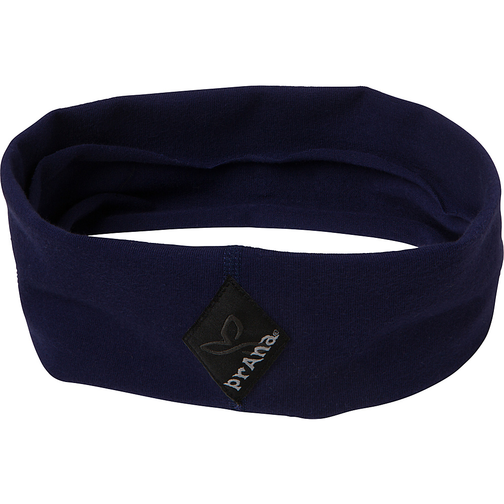 PrAna Organic Headband One Size - Indigo - PrAna Hats - Fashion Accessories, Hats