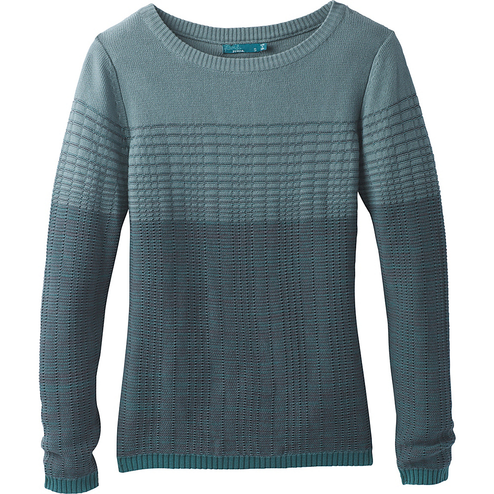 PrAna Mallorey Sweater S - Deep Balsam - PrAna Womens Apparel - Apparel & Footwear, Women's Apparel