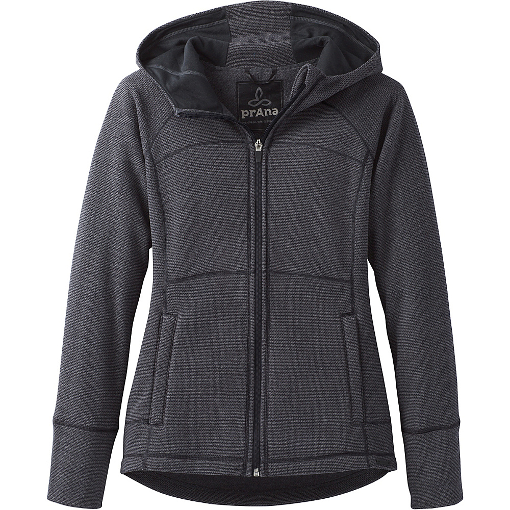 PrAna Rockaway Jacket XL - Black - PrAna Womens Apparel - Apparel & Footwear, Women's Apparel