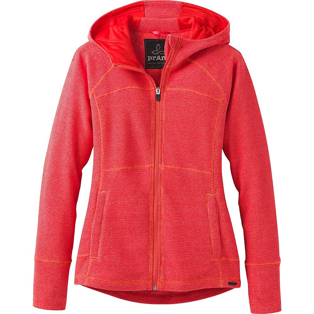 PrAna Rockaway Jacket XS - Fiery Red - PrAna Womens Apparel - Apparel & Footwear, Women's Apparel