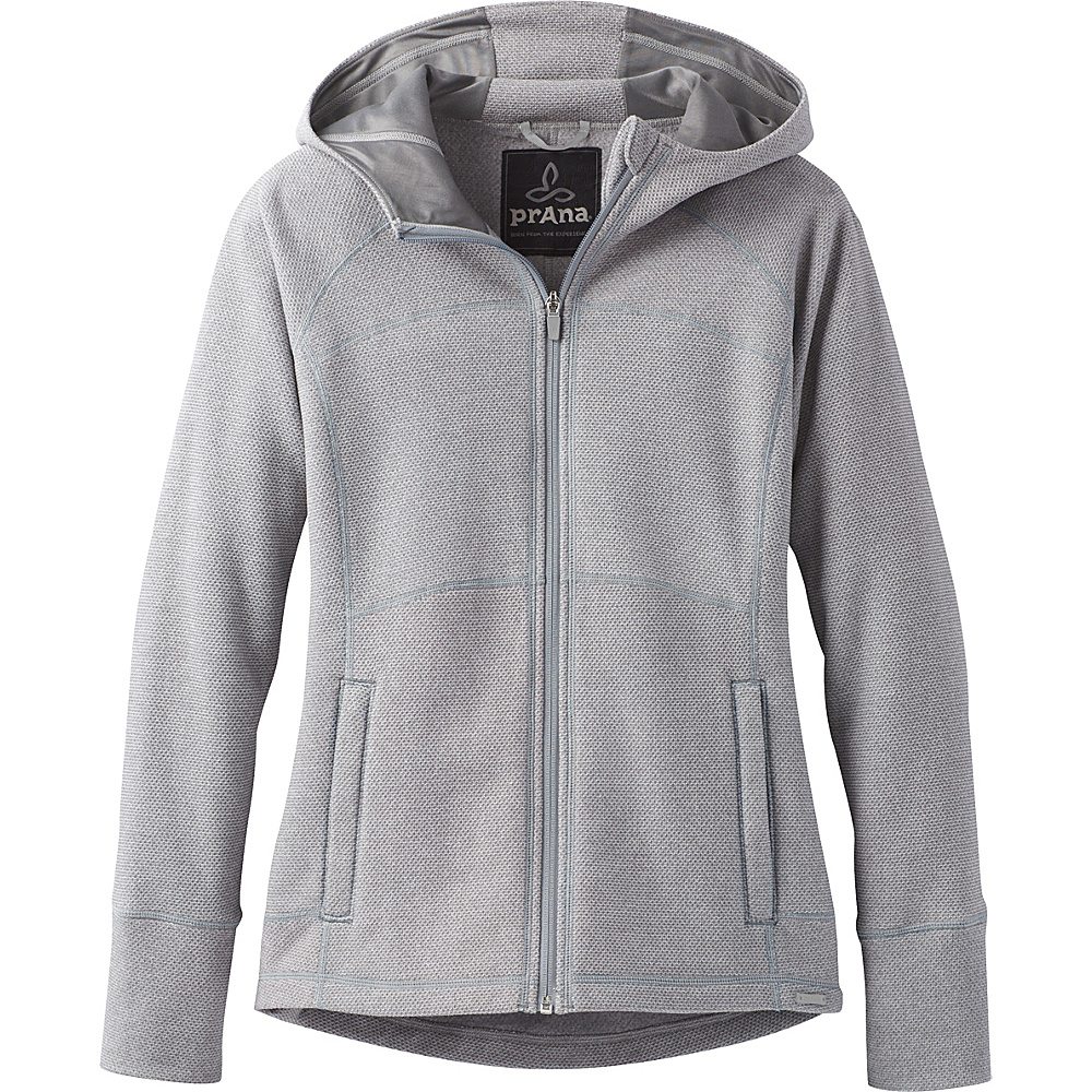 PrAna Rockaway Jacket L - Gravel - PrAna Womens Apparel - Apparel & Footwear, Women's Apparel