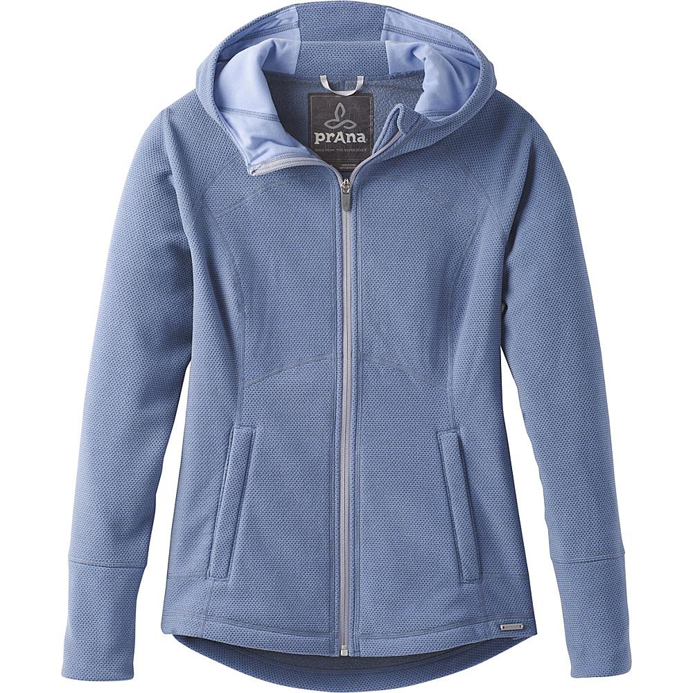 PrAna Rockaway Jacket XS - Fairhope Blue - PrAna Womens Apparel - Apparel & Footwear, Women's Apparel