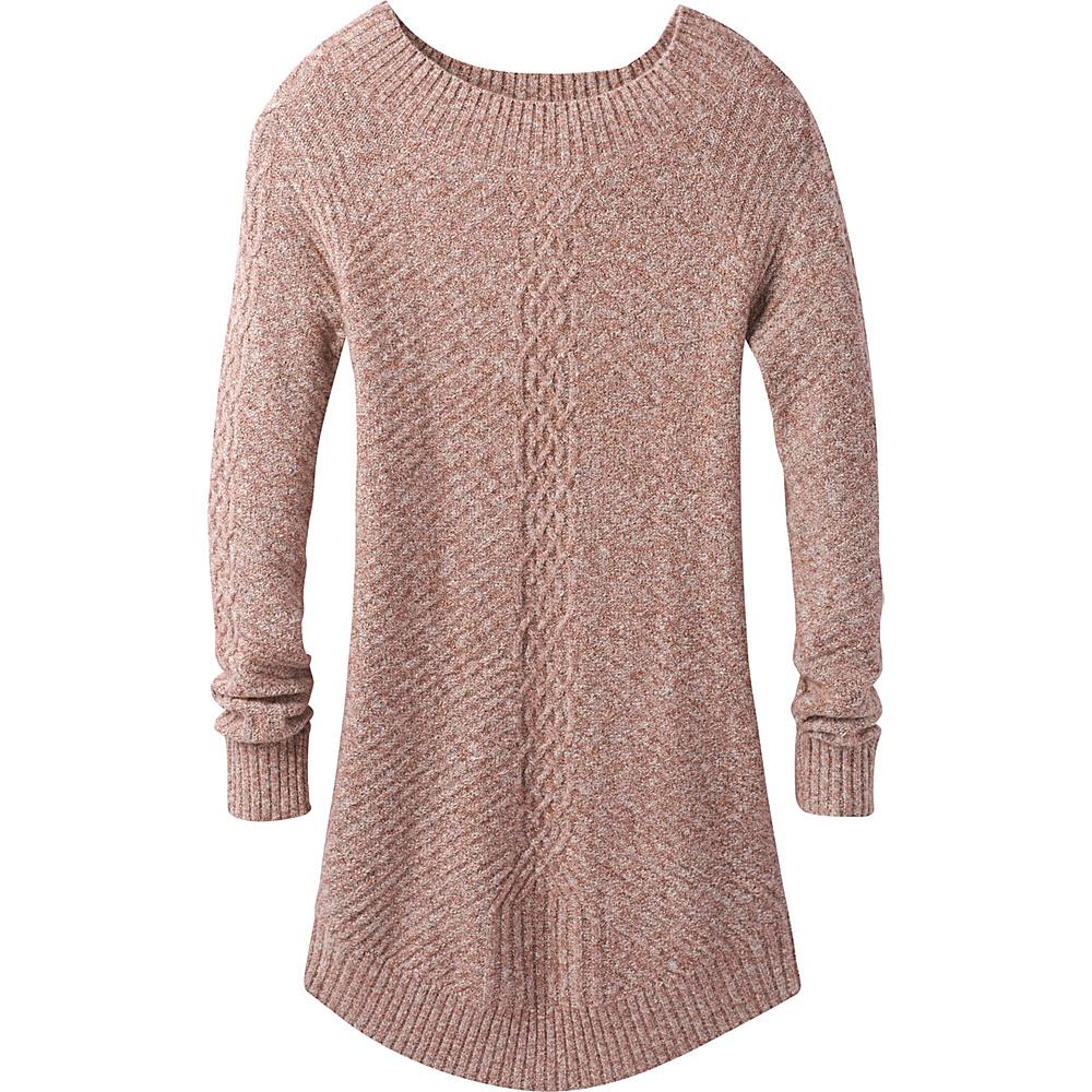 PrAna Cadwell Dress S - Lacquered Rose - PrAna Womens Apparel - Apparel & Footwear, Women's Apparel