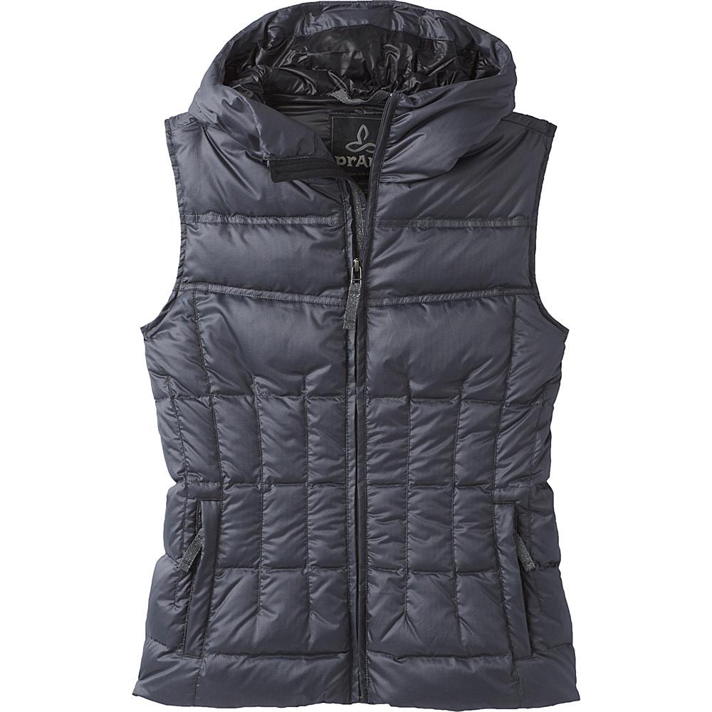 PrAna Imogen Vest XL - Coal - PrAna Womens Apparel - Apparel & Footwear, Women's Apparel