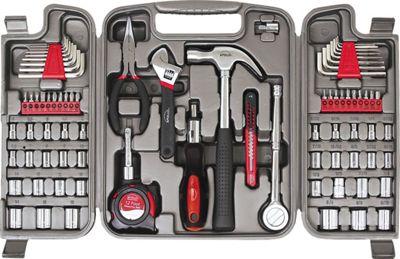 Apollo Tools 79 Piece Multi-Purpose Tool Kit Grey - Apollo Tools Sports Accessories