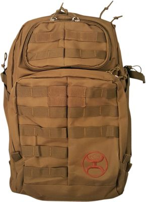 Hooey Large Military Laptop Backpack Copper - Hooey Tactical