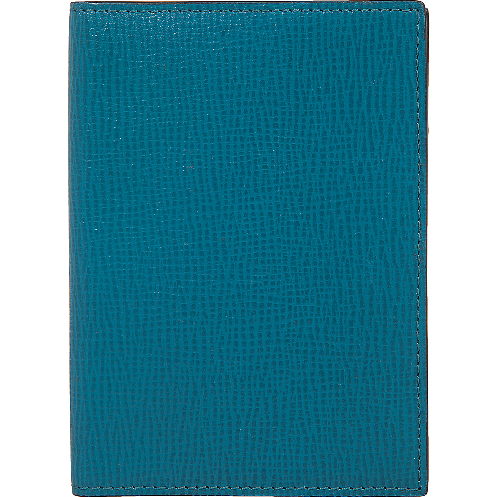 Lodis Business Chic RFID Passport Cover Peacock - Lodis Travel Wallets - Travel Accessories, Travel Wallets