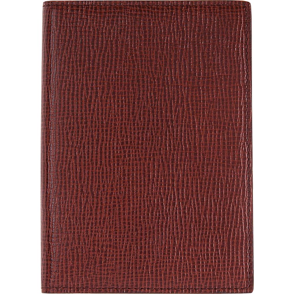 Lodis Business Chic RFID Passport Cover Russet - Lodis Travel Wallets - Travel Accessories, Travel Wallets