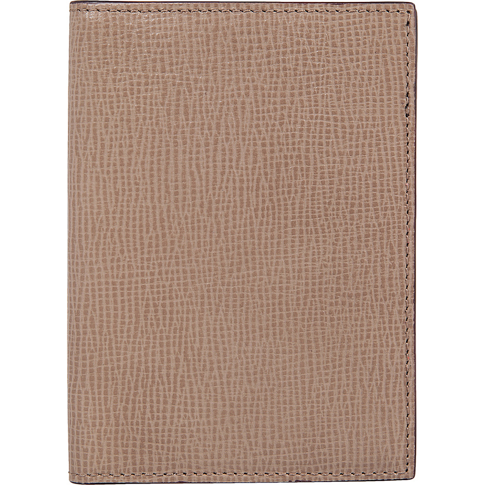 Lodis Business Chic RFID Passport Cover Taupe - Lodis Travel Wallets - Travel Accessories, Travel Wallets