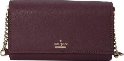 kate spade new york Cameron Street Corin Deep Plum - kate spade new york Designer Handbags