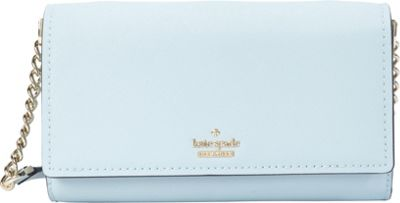 kate spade new york Cameron Street Corin Shimmer Blue - kate spade new york Designer Handbags