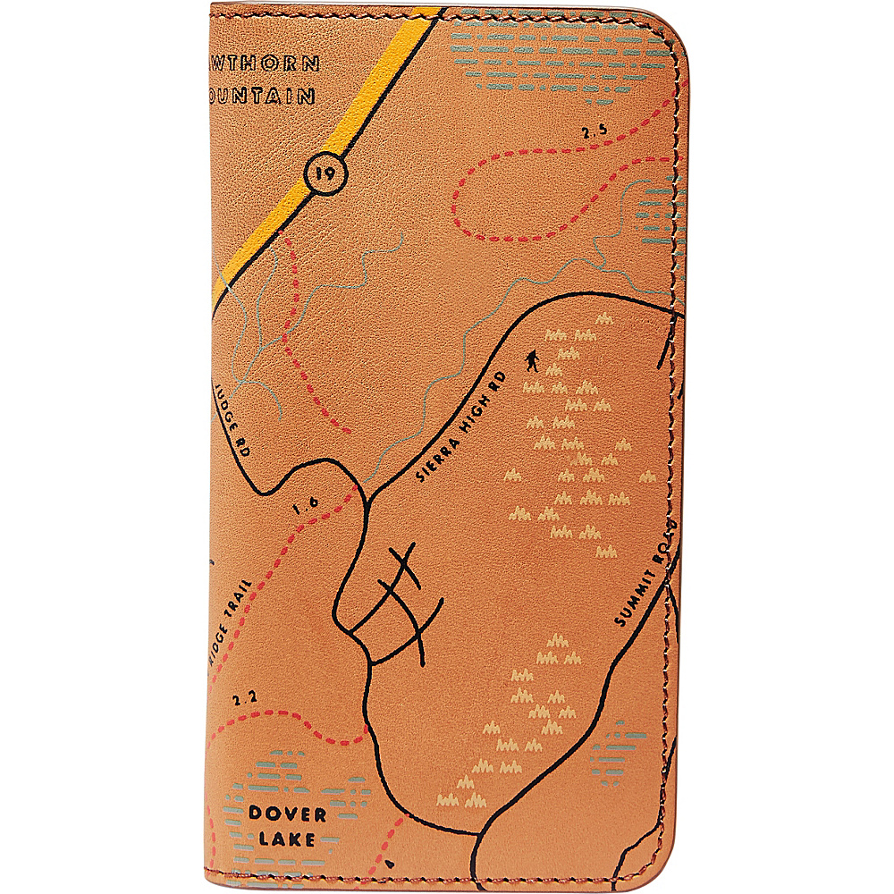 Fossil Phone Wallet Saddle - Fossil Electronic Cases - Technology, Electronic Cases
