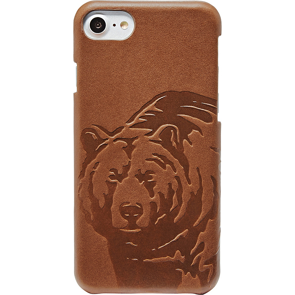 Fossil Phone Case Cognac - Fossil Electronic Cases - Technology, Electronic Cases