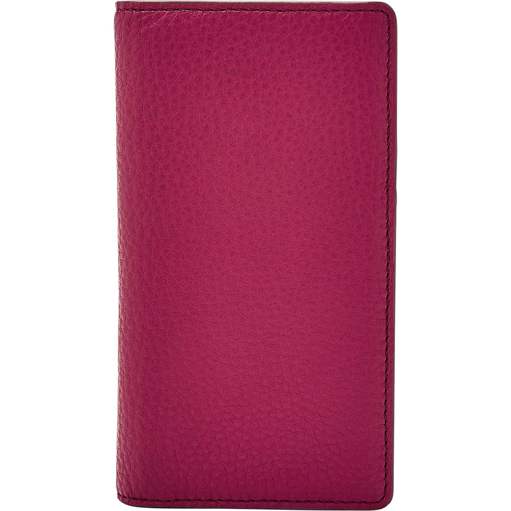 Fossil Magnetic Phone Case Raspberry Wine - Fossil Electronic Cases - Technology, Electronic Cases