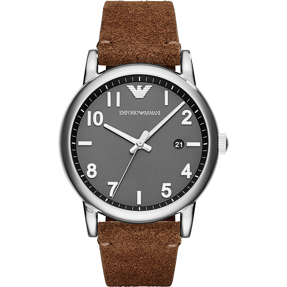 Emporio Armani Fashion Watch Brown - Emporio Armani Watches