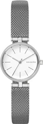 Skagen Signatur T-Bar Watch Silver - Skagen Watches
