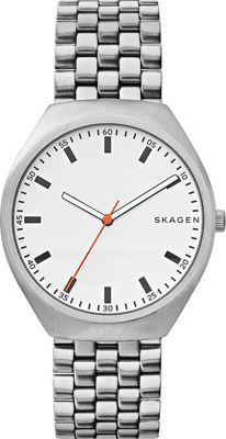 Skagen Grenen Watch Silver - Skagen Watches
