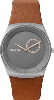 Skagen Havene Watch Brown - Skagen Watches