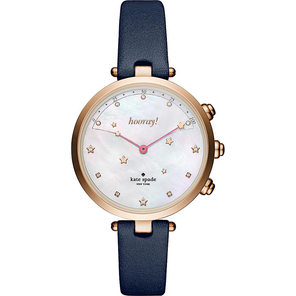 kate spade watches Holland Hybrid Smartwatch Blue - kate spade watches Watches