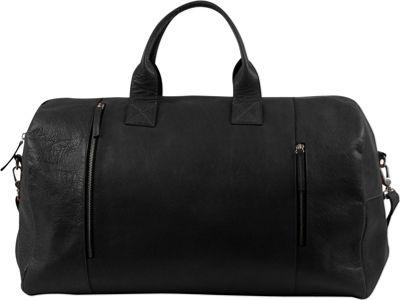 Still Nordic Clean XL Weekend Bag Black - Still Nordic Kids' Luggage
