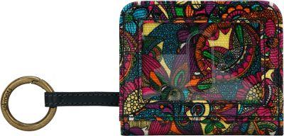 Sakroots Carryall Card Case Rainbow Spirit Desert - Sakroots Women's Wallets