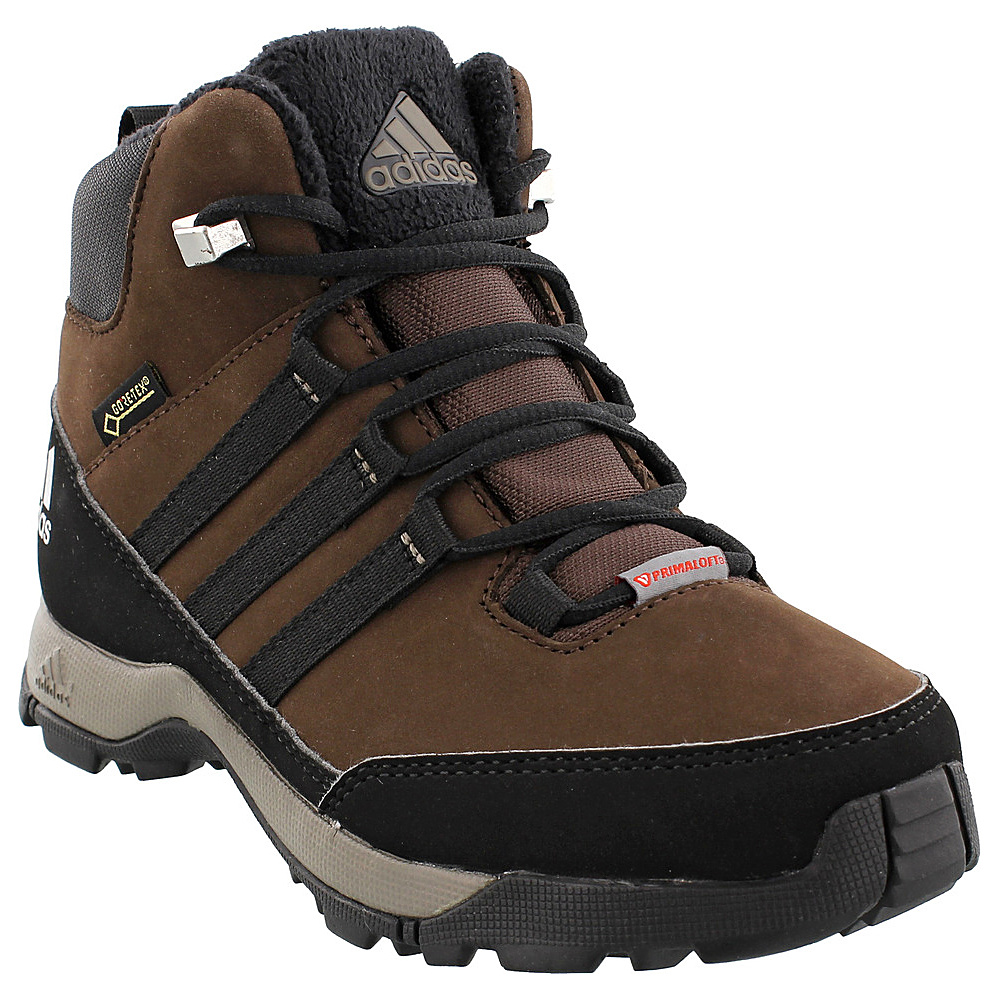 adidas outdoor Kids CW Winter Hiker MID GTX Shoe 10.5 (US Kids) - Brown/Black/Simple Brown - adidas outdoor Womens Footwear - Apparel & Footwear, Women's Footwear