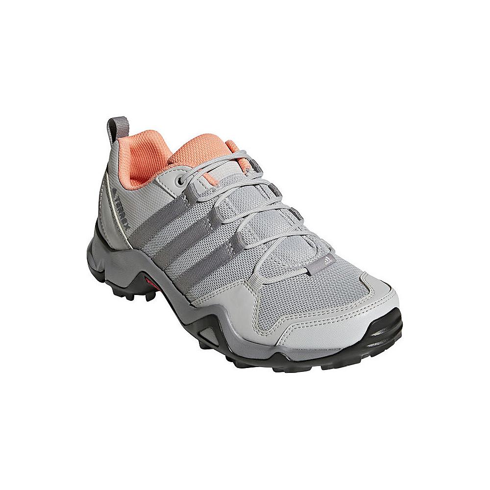 adidas outdoor Womens Terrex AX2R Shoe 5 - Grey Two/Grey Three/Chalk Coral - adidas outdoor Womens Footwear - Apparel & Footwear, Women's Footwear