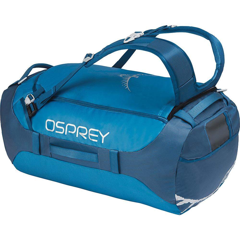 Osprey Transporter 65L Duffel Kingfisher Blue - Osprey Travel Duffels - Duffels, Travel Duffels