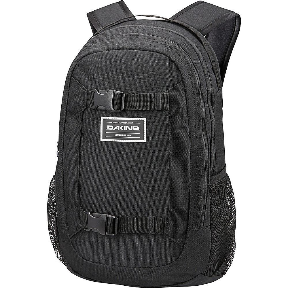 DAKINE Mission Mini 18L Backpack Black - DAKINE School & Day Hiking Backpacks - Backpacks, School & Day Hiking Backpacks