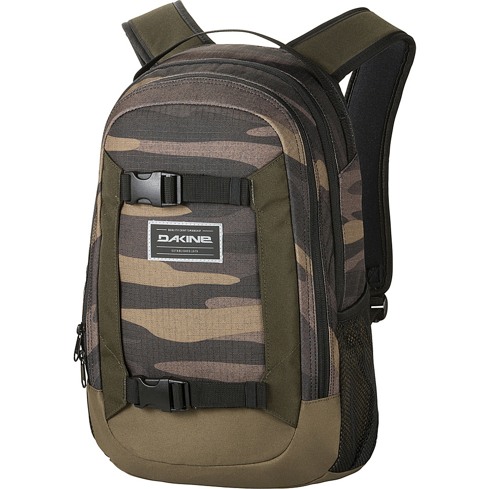 DAKINE Mission Mini 18L Backpack Field Camo - DAKINE School & Day Hiking Backpacks - Backpacks, School & Day Hiking Backpacks