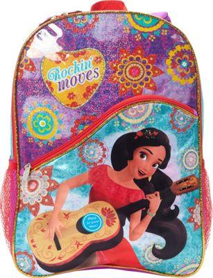 Disney Elena Backpack with Sound Blue - Disney Kids' Backpacks