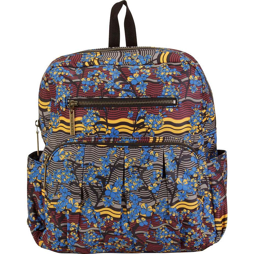Hadaki Urban Backpack Forget Me Nots - Hadaki Slings - Backpacks, Slings
