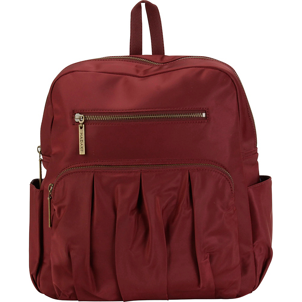 Hadaki Urban Backpack Wine - Hadaki Slings - Backpacks, Slings