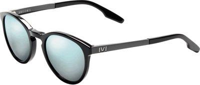 IVI Brooks Sunglasses Polished Black - Brushed Black - IVI Eyewear