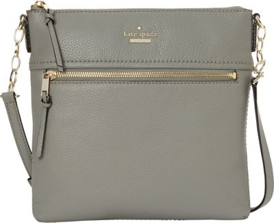 kate spade new york Jackson Street Melisse Crossbody Willow - kate spade new york Designer Handbags