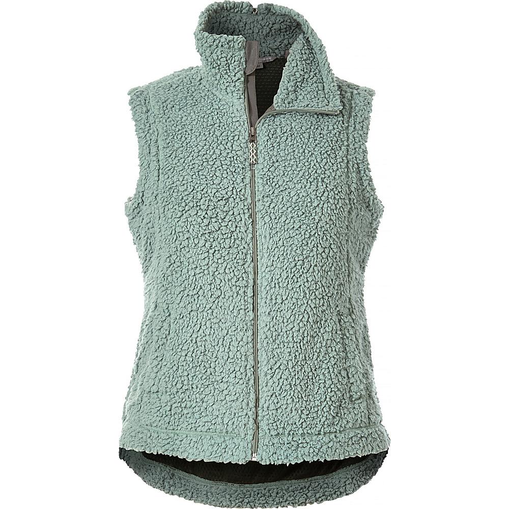 Royal Robbins Womens Snow Wonder Vest S - Lily Pad - Royal Robbins Womens Apparel - Apparel & Footwear, Women's Apparel