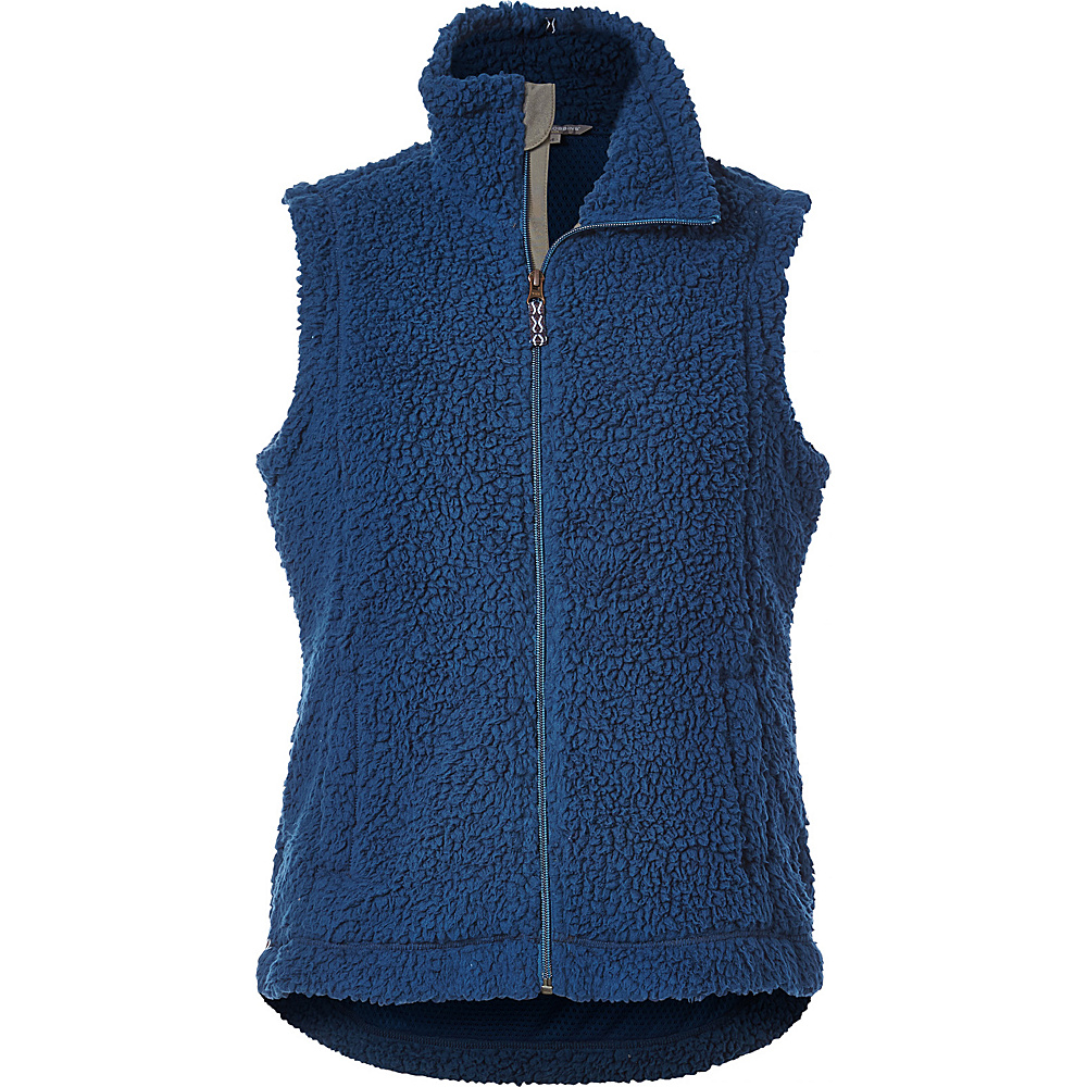 Royal Robbins Womens Snow Wonder Vest XS - Poseidon - Royal Robbins Womens Apparel - Apparel & Footwear, Women's Apparel